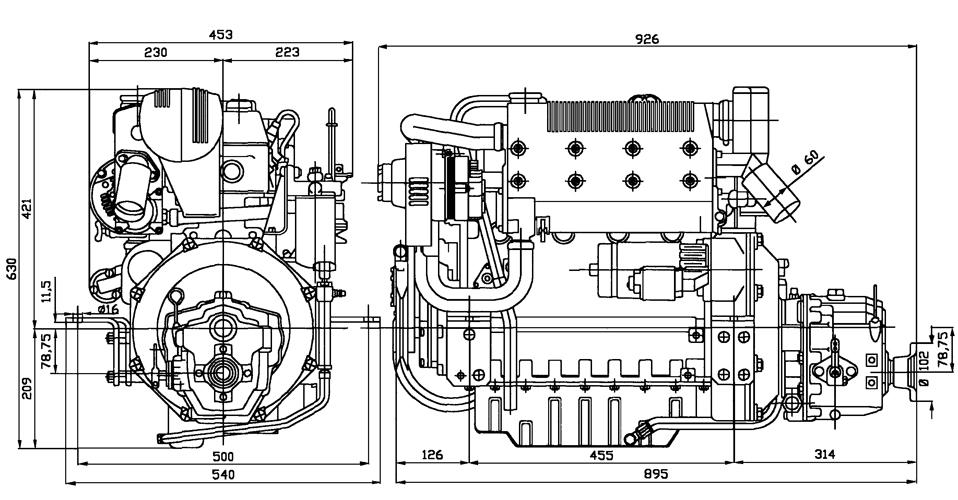 eddievan  new engine